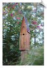 "American Classic Birdhouse <br><span style=""color:#1954e9;"">New Item!</span> (SKU: 214-h)"