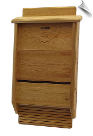 "Inland Red Cedar Bat House <br><span style=""color:#1954e9;"">New Item!</span>"